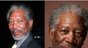 Morgan Freeman has been old my entire life.