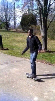 Skate accidents