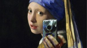 Facebook Profile Picture: Girl with a Pearl Earring