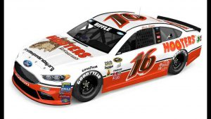 NASCAR Darlington All Throwback Paint Schemes