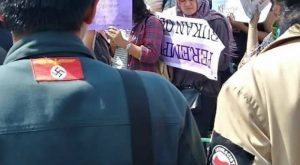 Meanwhile in Indonesian Women's March