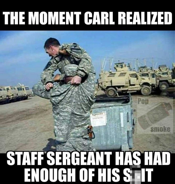 Military-memes-funny-funniest-Army-damnit-carl – Fit for Fun
