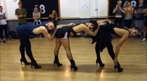 These Three Guys Dance to Beyoncé (in Heels!) and It May Be the Fiercest…
