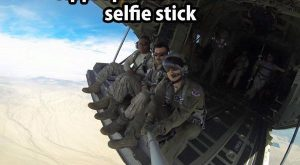 "Appropriate use for a selfie stick #aviationquoteshumor "" #aviationquoteshumor #aviationhumorpictures "" #aviationhumorpictures"