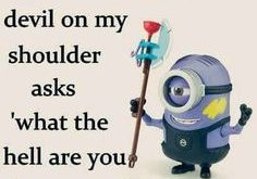 Funniest Minions Sayings