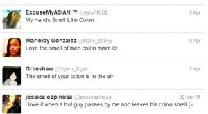 People don't know how to spell. Cologne people!