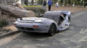 Funny Car Accidents   Funny Car Crashes and Accidents   Rocking Facts – Facts…