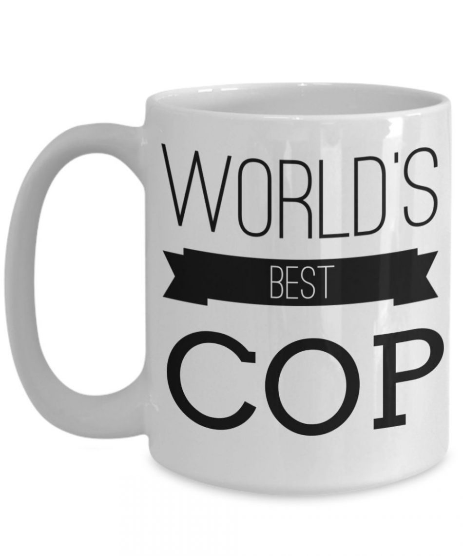 Funny Police Officer Gifts – Police Academy Graduation Gifts – Retired Police Officer Gifts…