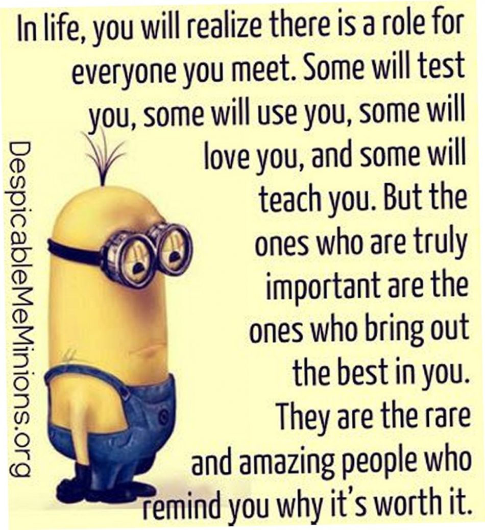 Best Minion Quotes – Fit for Fun