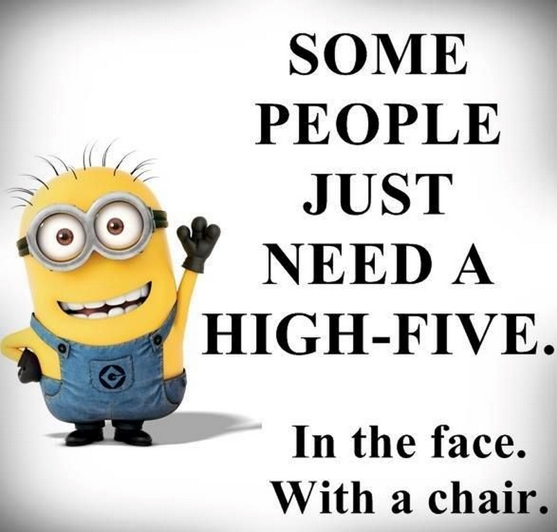 Sad Quotes About Love: Cute Funny Minion Sayings (:: AM, Monday , October PDT