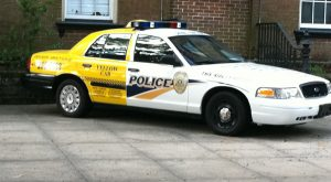 Cab or Police Cruiser?