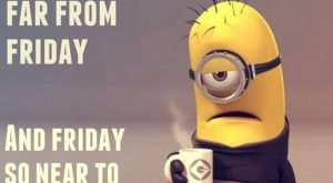 Cute Friday Minions Funny captions (:: AM, Friday , November  PST) – …