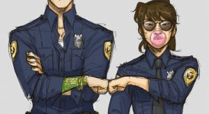 Overwatch – Officers on Duty