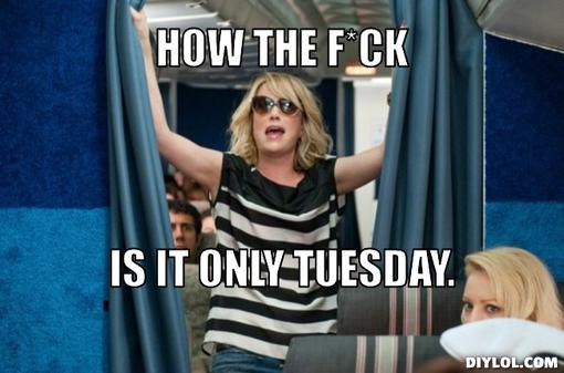 how is it only tuesday – Google Search