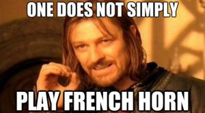FUNNY FRENCH HORN MEMES image memes at