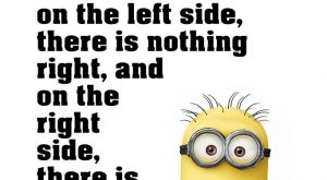 Minion Quotes Brain Funny Motivational Poster