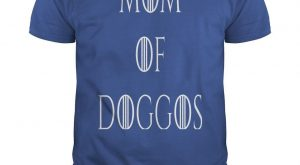 "Mother Of Dogs T-Shirt – Funny Doggo Shirt #gift ""> #gift #ideas explore…"