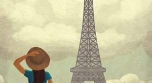 Paris – Spent time there in college and a few days there with my…