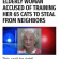 Cats, Neighbors, and Her: ELDERLY WOMAN  ACCUSED OF TRAINING  HER  CATS TO STEAL  FROM NEIGHBORS This can't be right!