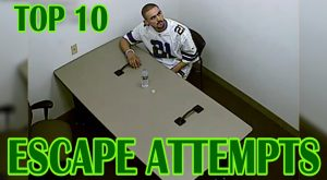 Top  Escape Attempts Caught On Camera Compilation March      Funny and Fails