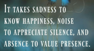 Ironic, Life, and Memes: LIFE IS  SO IRONIC  IT TAKES SADNESS TO  KNOW HAPPINESS, NOISE  TO APPRECIATE SILENCE, AND  ABSENCE TO VALUE PRESENCE  Careless Whispers Life is so ironic…  Careless Whispers #WUVIP