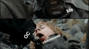 Memes, Lord of the Rings, and Boys: r/lotrmemes