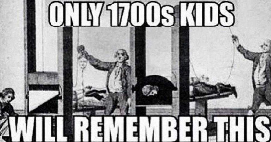 History memes could mean a really old meme, or it could mean a meme…