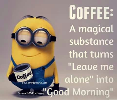 Oh yeah!!! Even though I'm young I LOVE coffee!