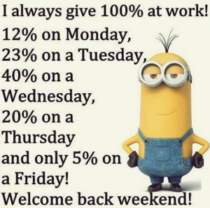 Minion Quotes with Your Favorite Little Guys –