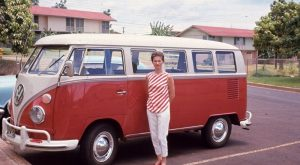 36 Amazing Photographs That Capture People With Their Classic VW Buses