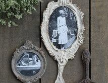 Hand Mirror Photo Frames – farmhouse – frames – other metro – by A…