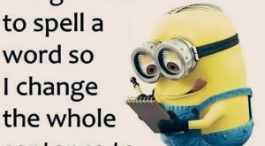 Funny Minions Quotes Of The Week – July 28, 2015