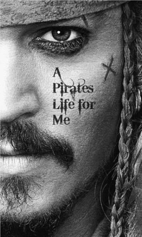 Johnny Depp Funny Captain Jack Sparrow Quotes – Fit for Fun
