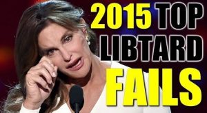 Top 5 Libtard Fails of 2015 – YouTube