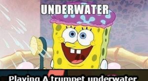 Spongebob Logic. The people tht made this must have been high af