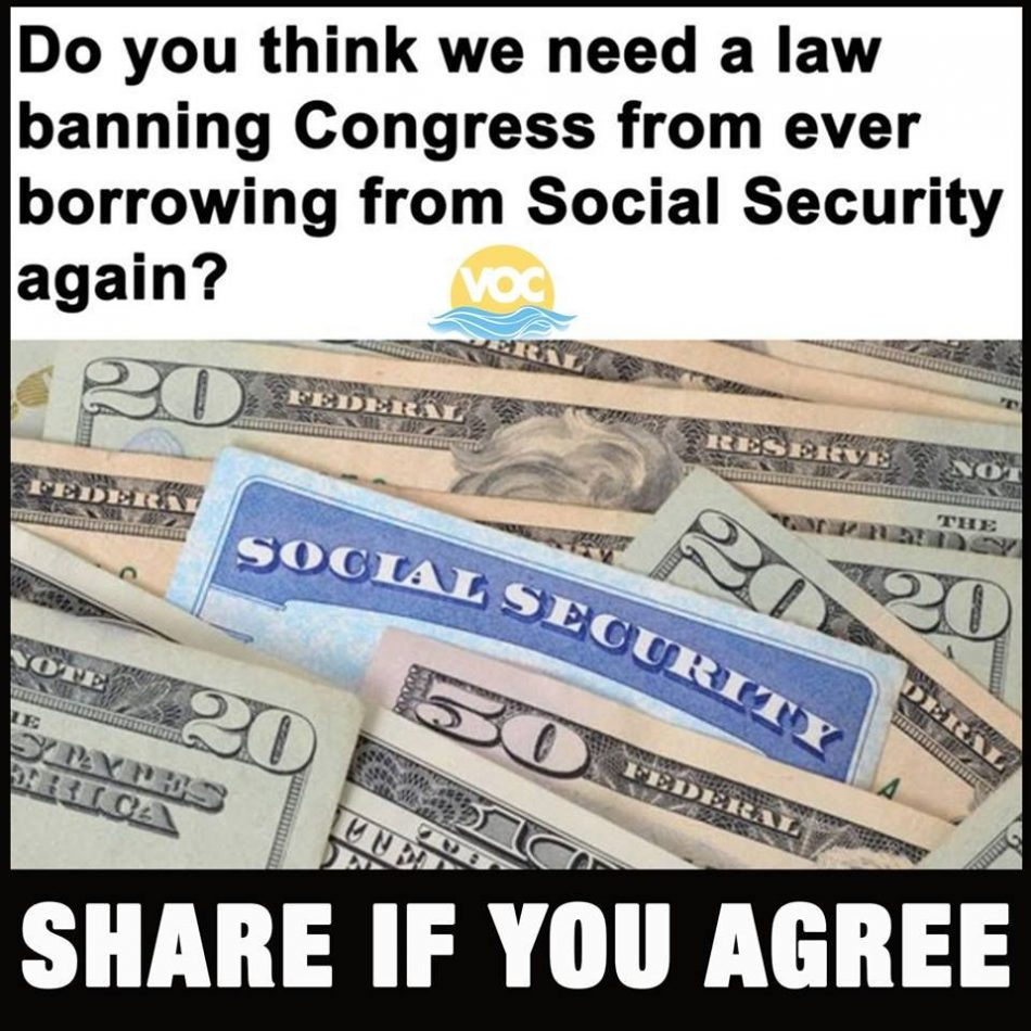 Yes, and a law to force them to pay back what they have already…