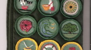 1960s Merit Badges, $20 | 33 Truly Awesome Vintage Girl Scouts Treasures