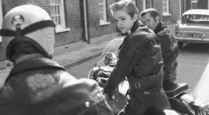 "History Story: # "" # Biker girl, s. Rare historical photos that will…"