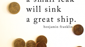 benjamin franklin quote | bring joy