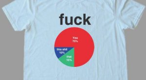 i would wear this shirt everywhere