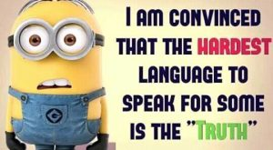 Hilarious Minion Memes and Pictures That's why they don't put them on speaker…