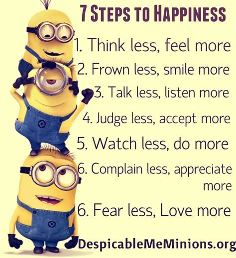 Hilarious Minion Pics With Quotes