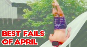 Best Fails of April  | Funny Fail Compilation Try Not to Laugh Challenge ft. Vine, V, IG, March