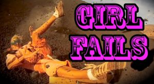 Girl Fails Compilation