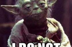 yoda star wars – Give a crap I do not