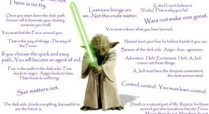 "Twitter / WiseYodaQuotes: #Yoda search Pinterest"" #Yoda #Quotes "" #Quotes #StarWars search Pinterest""…"