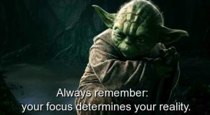 Qui gone Jin Wisdom Quotes Always remember your focus determines your reality. :) There…...