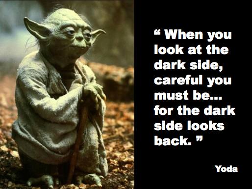 Dark Life Quotes   Wisdom from Yoda   Inspiring Quotes   Simple Life Strategies