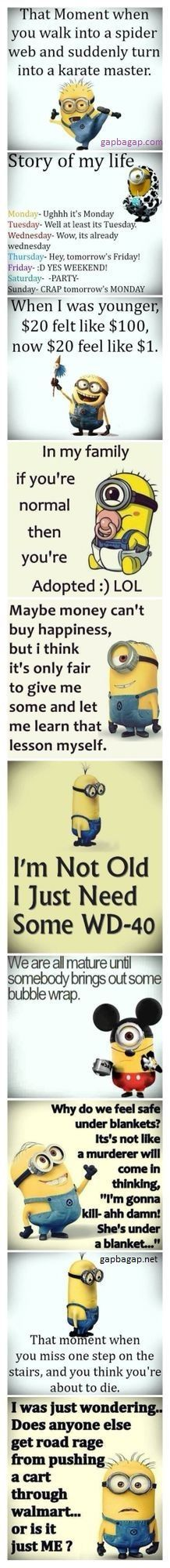 """Top  #Funny """" #Funny #Quotes """" #Quotes By The #Minions explore…"""