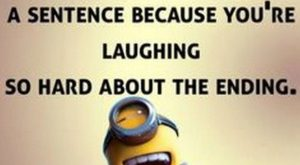 Today Funny Minion pictures with quotes –  pics
